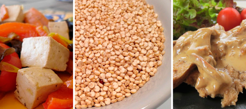 Proteïnes vegetals